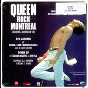 Click here for more info about 'Queen - Rock Montreal - Magnetic Display'