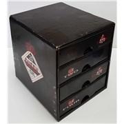 Queen Rocks Box - Complete USA cd album box set Promo