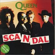 Click here for more info about 'Queen - Scandal - Poster Sleeve'