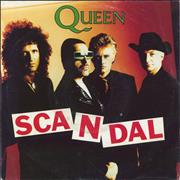 Click here for more info about 'Queen - Scandal - Wide + P/S'
