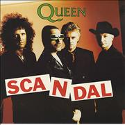 "Queen Scandal UK 12"" vinyl"
