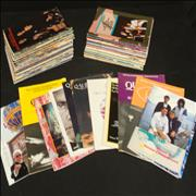Click here for more info about 'Queen - Set Of Fanclub Magazines - 85'
