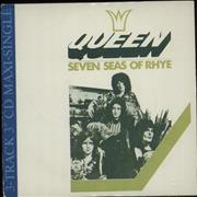 Click here for more info about 'Queen - Seven Seas Of Rhye'