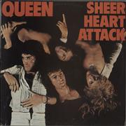 Click here for more info about 'Queen - Sheer Heart Attack + Lyric Insert'