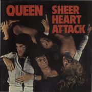Click here for more info about 'Queen - Sheer Heart Attack - 1st + Inner - EX'
