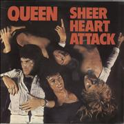 Click here for more info about 'Queen - Sheer Heart Attack - 1st + Inner - VG/EX'