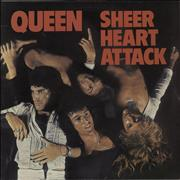 Click here for more info about 'Sheer Heart Attack - 1st + Inner'