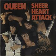 Click here for more info about 'Queen - Sheer Heart Attack - 2nd + Inner'