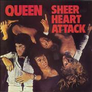 Click here for more info about 'Queen - Sheer Heart Attack - 80s'