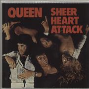 Click here for more info about 'Queen - Sheer Heart Attack - Promo stickered outer'