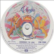 Click here for more info about 'Queen - Somebody To Love'