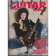 Queen Sounds Guitar Heroes UK magazine