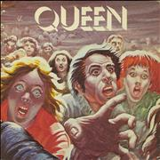 Click here for more info about 'Queen - Spread Your Wings - p/s - VG'