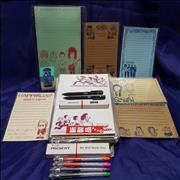 Click here for more info about 'Queen - Stationery Large Bundle'