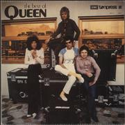 Click here for more info about 'Queen - The Best Of Queen + Insert'