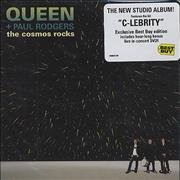 Click here for more info about 'Queen - The Cosmos Rocks - Best Buy'