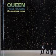 Click here for more info about 'Queen - The Cosmos Rocks [Tour Edition]'