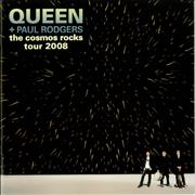 Click here for more info about 'Queen - The Cosmos Rocks'