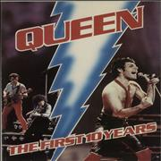 Click here for more info about 'Queen - The First 10 Years'