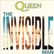 "Queen The Invisible Man UK 12"" vinyl"