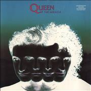 Click here for more info about 'Queen - The Miracle + Print - EX'