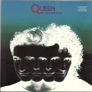 Click here for more info about 'Queen - The Miracle + Print'