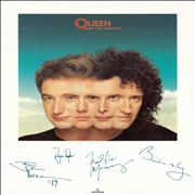 Click here for more info about 'Queen - The Miracle - Print'