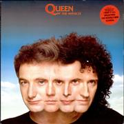 Click here for more info about 'Queen - The Miracle - Hype Stickered - VG/EX'