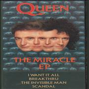 Click here for more info about 'Queen - The Miracle E.P. - Original'