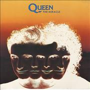 "Queen The Miracle UK 12"" vinyl"