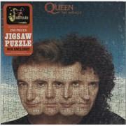 Queen The Miracle UK memorabilia