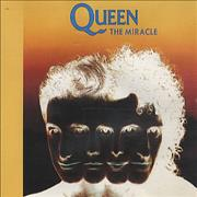 Click here for more info about 'Queen - The Miracle - EX'