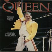 Click here for more info about 'Queen - The New Visual Documentary'