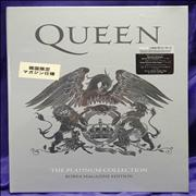 Queen The Platinum Collection - Korea Magazine Edition - Sealed Korea cd album box set