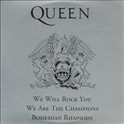 Click here for more info about 'Queen - The Platinum Collection Sampler'
