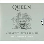 Click here for more info about 'Queen - The Platinum Collection'