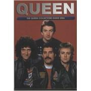 Queen The Queen Collectors Guide 2006 UK book