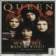 Click here for more info about 'Queen - The Ultimate Music Guide'