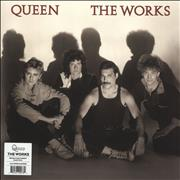 Click here for more info about 'Queen - The Works - 180 Gram'