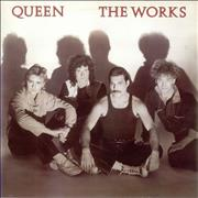 Click here for more info about 'Queen - The Works - Factory Sample'
