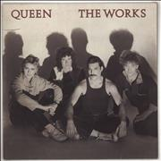 Click here for more info about 'Queen - The Works - VG'