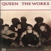 Queen The Works UK sheet music