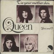 """Queen Tie Your Mother Down - EX Netherlands 7"""" vinyl"""