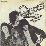 """Queen Tie Your Mother Down - EX Germany 7"""" vinyl"""
