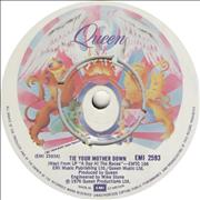 Click here for more info about 'Queen - Tie Your Mother Down'