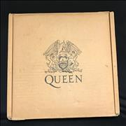 Click here for more info about 'Queen - Ultimate Queen - EX + Crest Logo Outer box'