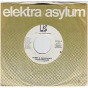 "Queen Under Pressure USA 7"" vinyl Promo"