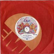 "Queen We Are The Champions - EMI Slv + Factory Sample UK 7"" vinyl Promo"