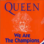 Click here for more info about 'We Are The Champions - Mispressing'