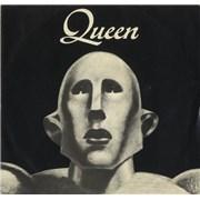 "Queen We Are The Champions - Original USA 7"" vinyl"